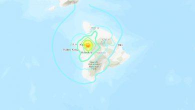 hawaii terremoto