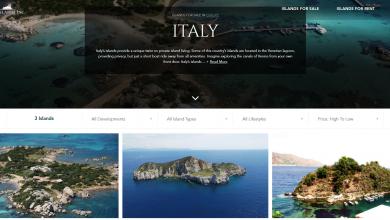 isole in vendita