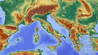 clima italia marzo pioggia