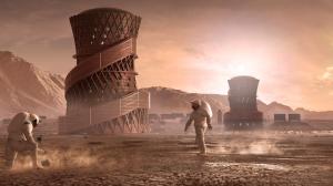 Casa su Marte progetti NASA
