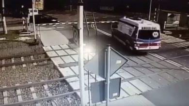 polonia ambulanza treno
