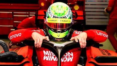 Mick Schumacher - il debutto alla guida di una Ferrari