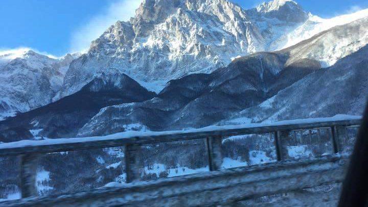Aosta pullman traforo Monte Bianco