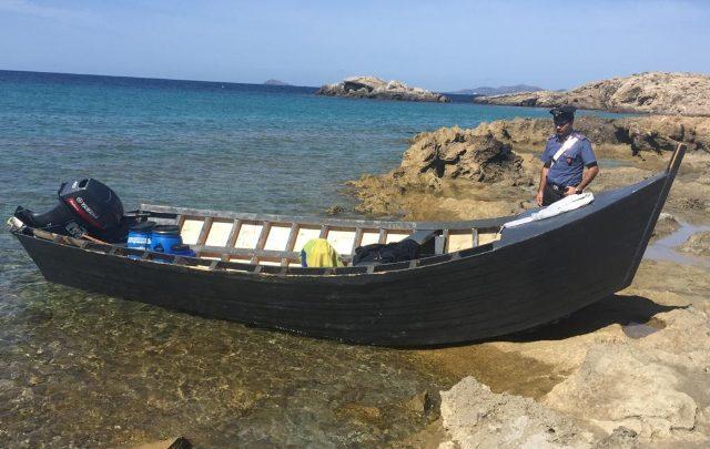 migranti sbarchi Sardegna