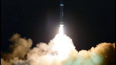 Corea del Nord, missile