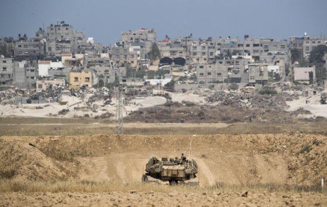 Gaza, Israele