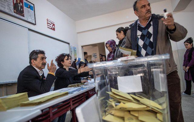 Istanbul, elezioni