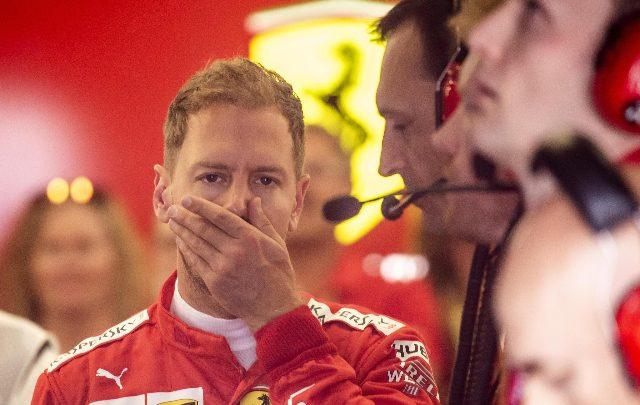 Gp Spagna F1 Vettel
