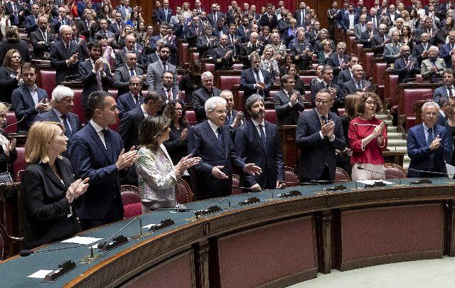 taglia parlamentari