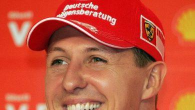 Schumacher - Foto ANSA