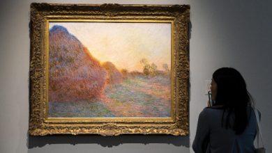 asta record Monet
