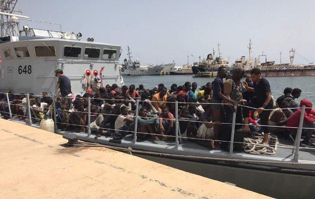 sea watch libia