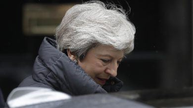 Theresa May brexit corbyn