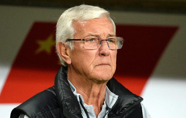Marcello Lippi nazionale cinese