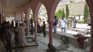 Esplosione in una moschea in Pakistan