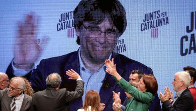 Europee 2019, leader independentisti catalani in Parlamento