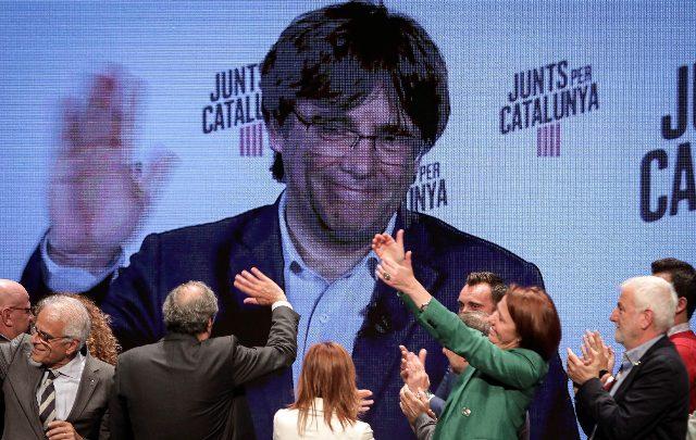 Europee 2019, leader independentisti catalani in Parlamento