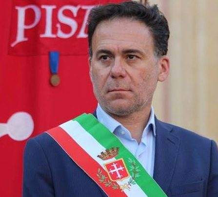 Pisa sindaco