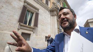 Salvini Decreto Sicurezza