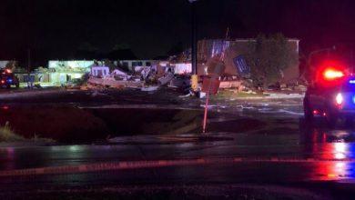 Violento tornado Oklahoma