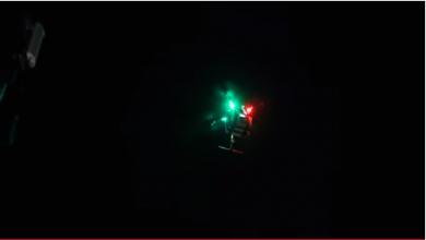 Baltimora, rene arriva con drone