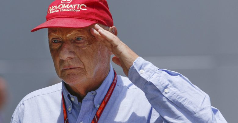 Niki Lauda morto Formula 1