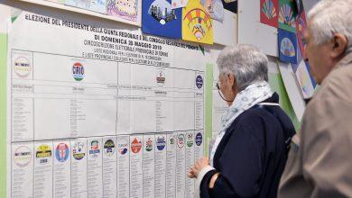 Europee: aperti i seggi