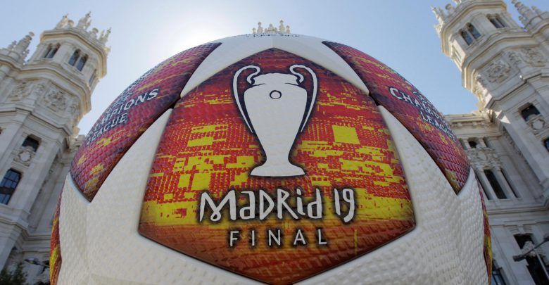 finale Champions a Madrid
