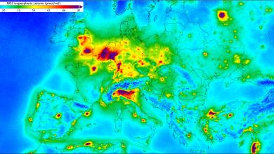 inquinamento smog europa italia