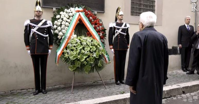 Aldo Moro Mattarella