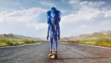 Sonic film trailer