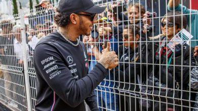 F1 Hamilton GP Monaco