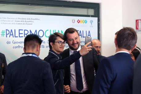 Palermo Salvini
