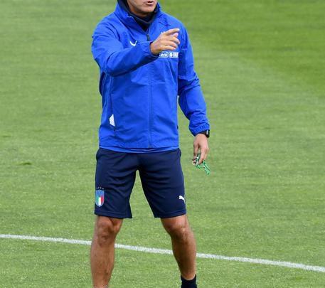 Roberto Mancini Nazionale Calcio