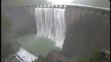webcam della diga di Ridracoli