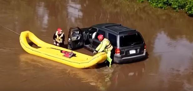 kansas alluvione