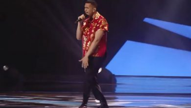 mahmood eurovision video