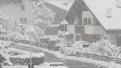 meteo neve oggi