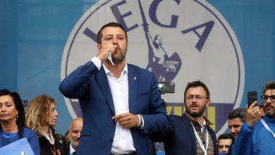 Europee Salvini