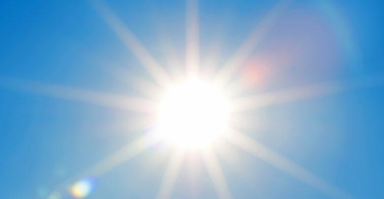 Sole estate caldo