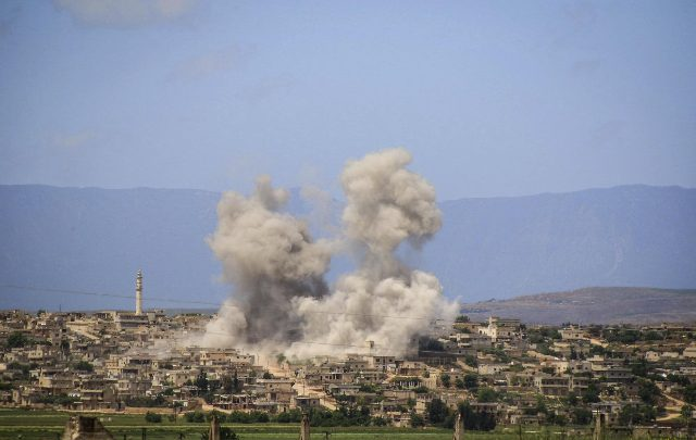 Siria missili