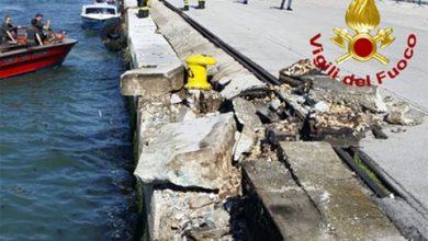 Venezia incidente