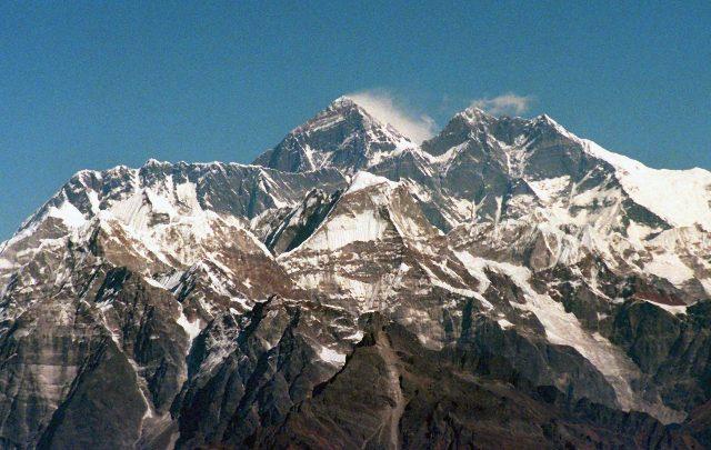 Himalaya dispersi India