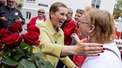 Danimarca elezioni parlamentari