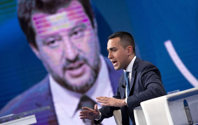 Salvini di maio tasse