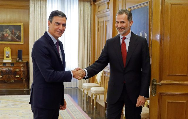 spagna Sanchez governo