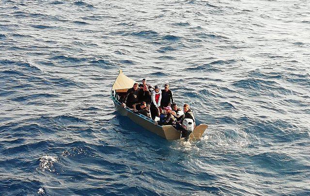 migranti Grecia