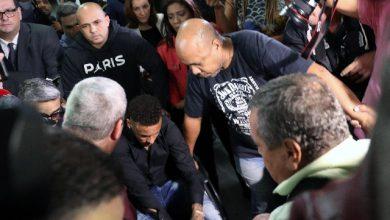 neymar stupro polizia