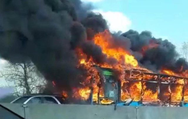 scuolabus dirottato strage