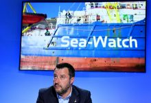 sea watch salvini migranti